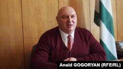 Глава администрации Гальского района Темур Надарая