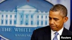 Президент США Барак Обама, 30 вересня 2013 року