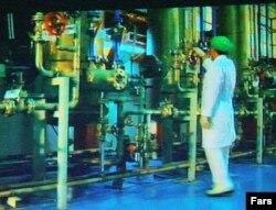 تاسیسات هستهای ایران در؛ نطنز