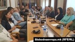 Комисијата за избор и именување вчера едногласно препорача разрешување на Јанева.