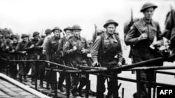 75 de ani de la operațiunea aliată din Normandia