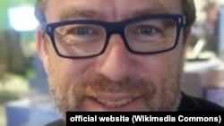 """Заснавальнік """"Вікіпэдыі"""" Джымі Ўэйлз"""
