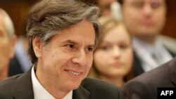 Secretarul de stat american Antony Blinken
