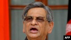 د هند د بهرنیو چارو وزير ايس ايم کرشنا