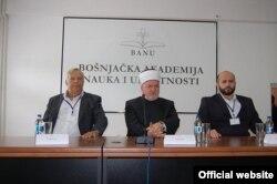 Osnivačka skupština Bošnjačke akademije nauka i umjetnosti, Novi Pazar, juni 2011.