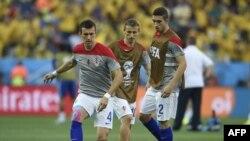 Хорватия-Бразилия матчы. Сан-Паулу, 12 маусым 2014 жыл.