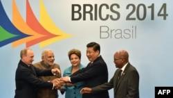 این گروه متشکل از برازیل، روسیه، هند ، چین و افریقای جنوبی است.