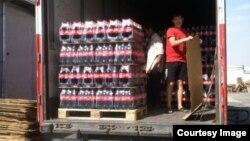 Coca Cola Тошкент дўконларига чиқарилди