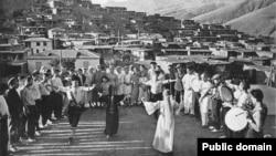 Ансамбль «Хайтарма», архівне фото