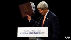 Керри держит в руках соглашение о ядерной программе Ирана