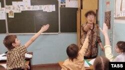 """Учат в школе, учат в школе, учат в школе..."""