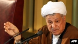 Ali Akbar Hashemi Rafsanjani chairs Iran's Assembly of Experts as well as the Expediency Council.