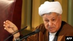 اکبر هاشمی رفسنجانی، رئیس مجلس خبرگان