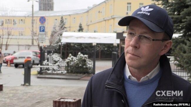 Екс-голова Фонду держмайна Дмитро Парфененко