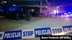 Anomično društvo je ono u kojem vlada haos, nasilje i bezakonje: Božović (na fotografiji: prizor iz Podgorice, fotoarhiv)