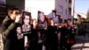 Prosvjed pred Veleposlanstvom Azerbejdžana u Zagrebu: Stop represiji