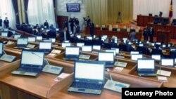 Парламент Киргизстану