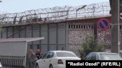 Visitors to Tajik prisons will need negative coronavirus tests.