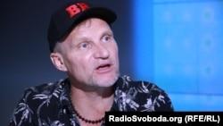 Олег Скрипка у «Суботньому інтерв'ю»
