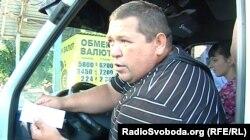 Водій автобусу до селища Сєдове