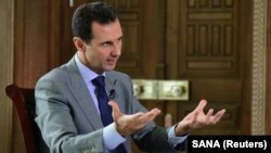 """Syria's President Bashar al-Assad said U.S. President-elect Donald Trump could become a """"natural ally"""" in the war against Islamic militants."""
