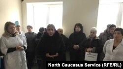 Сотрудники центра лечебно-профилактического питания протестуют против увольнения своего руководителя