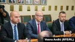Predstavnici Srpske liste u Beogradu, arhiv