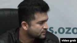 Фирдавс Амонов, брат Манучехра Амонова, задержанный в Узбекистане.
