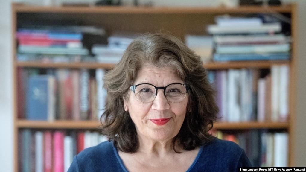 ژیلا مساعد، شاعر ایرانی-سوئدی عضو آکادمی نوبل ادبیات شد