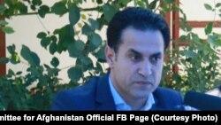 خالد فهیم، رئیس برنامههای کمیته سویدن در افغانستان