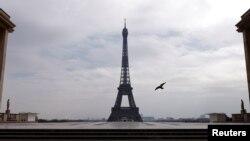 Փարիզի դատարկ փողոցները կարանտինի օրերին