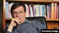 Профессор университета Кунмин в Сеуле Андрей Ланьков
