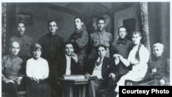 Труппа чувашского театра. Казань. 1918 год