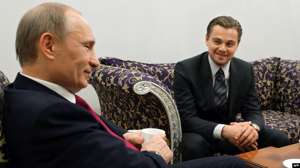 Cast Me If You Can No Offer For Dicaprio In Putin Biopic Yet