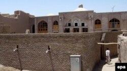 نمای عمومی کلیسای یهودیان در هرات