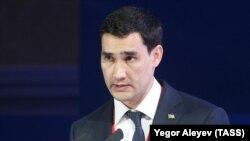 Сердар Бердымухамедов, сын президента Туркменистана Гурбангулы Бердымухамедова.