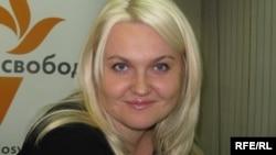 Оксана Ващенко, дружина лідера КПУ