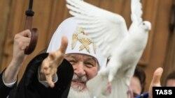 Патріарх Московський і всія Русі Кирило