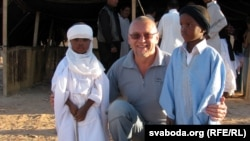 Баранавіцкі лекар-нэўроляг Аляксандар Лазарчык у Лібіі