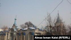 Свято-Воскресенский кафедральный собор в Бишкеке.