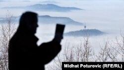 Sarajevo: Visok nivo opasnih suspendovanih čestica u zraku