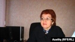 Гимназия җитәкчесе Гөлчәчәк Әхмәтова