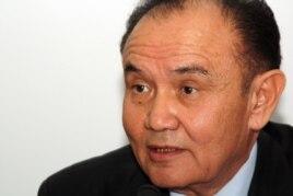 Артықбай Үкібаев, Қазақстан оралмандар одағының төрағасы. Алматы, 19 қазан 2011 жыл.