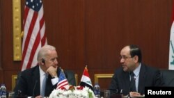 Бајден - Малики, Багдад 30.11.11