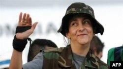 اينگريد بتانکور، سیاستمدار فرنسوی-کلمبیایی. (عکس:AFP)