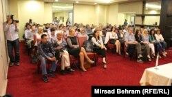 "Sa promocije knjige ""Hrvat bez licence"", foto: Mirsad Behram"