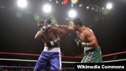 Uzbekistan - Timur Ibragimov heavyweight boxer
