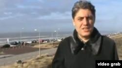 Miroljub Petrović u snimku u kojem preti rušenjem brane