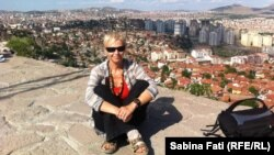 Sabina Fati spent eleven weeks reporting from the Silk Road for her travel blog published by RFE/RL's Moldovan Service.