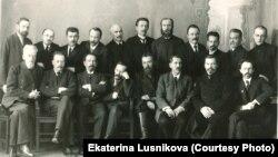Верховный Совет Вятской республики, конец 1917 года